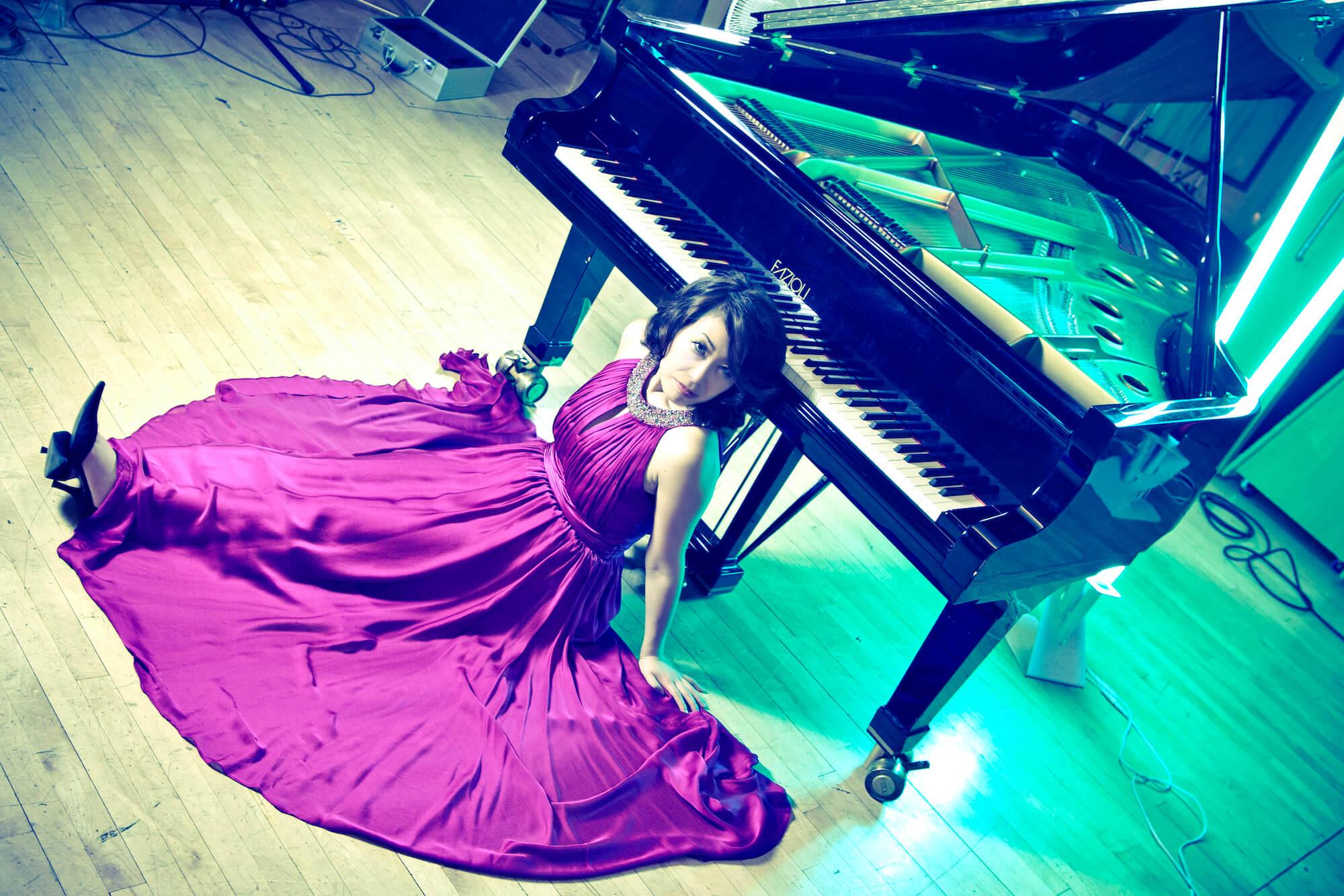 Waka Hasagawa pianist London
